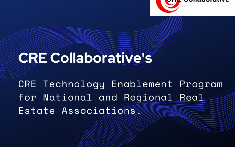 CRE Collaborative is launching an initiative to help commercial real estate associations.