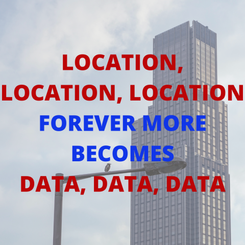 "To a real estate professional, ""Location, Location, Location,"" is the one thing that cannot change."